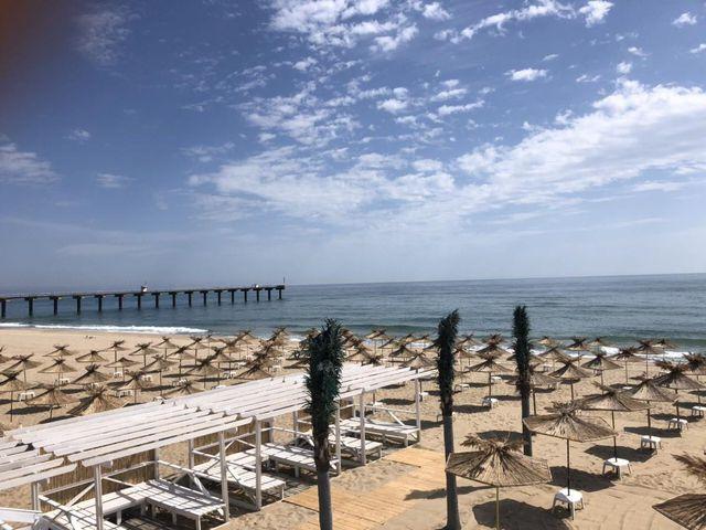 Long Beach СПА хотел - Плаж